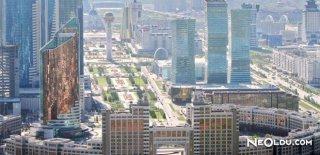 Astana'da Gezilip Görülmesi Gereken Yerler