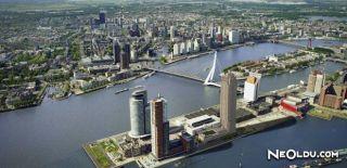 Rotterdam'da Gezilip Görülmesi Gereken Yerler