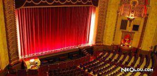 İstanbul Avrupa Yakası'nda Yer Alan Şehir Tiyatroları Sahneleri