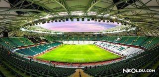 Türkiye'de Yapılan Yeni Stadyumlar