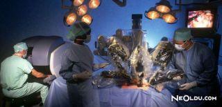 Robotla Prostat Ameliyatı Devri Başladı