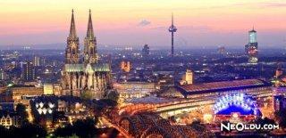 Köln'de Gezilip Görülmesi Gereken Yerler