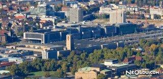 Stuttgart'ta Gezilip Görülmesi Gereken Yerler