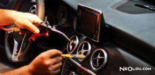 Araç İçi Temizlik Nasıl Yapılmalıdır?