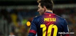 Lionel Messi Sözleşmeye İmza Attı