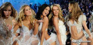 Victoria's Secret Modellerinin Makyajsız Hali