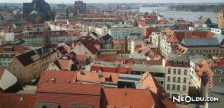 Rostock'ta Gezilip Görülmesi Gereken Yerler