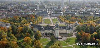 Karlsruhe'de Gezilip Görülmesi Gereken Yerler