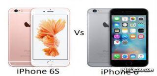 iPhone 6 ile 6S Karşılaştırma