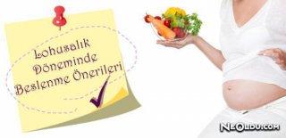 Lohusalık Döneminde Beslenme Nasıl Olmalıdır?