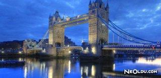 İngiltere'de Gezilip Görülmesi Gereken Yerler