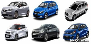 En Ucuz Sıfır Arabalar 2018