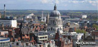 Nottingham'da Gezilip Görülmesi Gereken Yerler