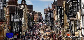 Chester'de Gezilip Görülmesi Gereken Yerler