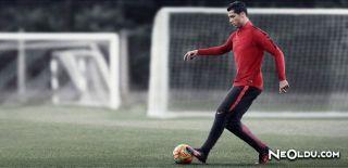 Cristiano Ronaldo'nun Günlük Antrenman ve Diyet Programı