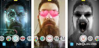 Snapchat Lenses Özelliği Nedir? Nasıl Kullanılır?