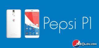 Pepsi'nin Pepsi Phone P1 Telefonu Satışa Çıktı