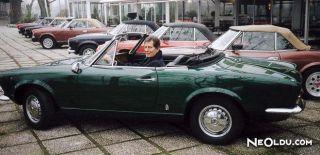 Fiat Klasik Aracı 124 Sprider'ı Baştan Dizayn Ediyor