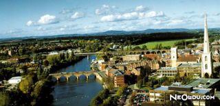 Worcester'da Gezilip Görülmesi Gereken Yerler