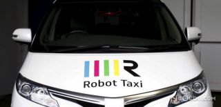 Sürücüsüz Taksi Projesinin Testleri Başlıyor