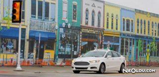 Ford Sürücüsüz Otomobilini Test Etmeye Hazırlanıyor