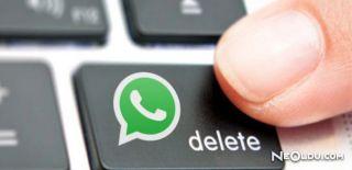 WhatsApp Kaydı Nasıl Silinir?