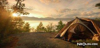 Kamp Yaparken Dikkat Edilmesi Gerekenler