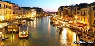İtalya'da Gezilmesi Gereken Yerler
