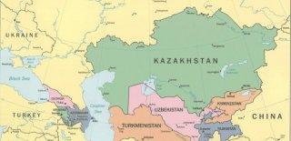 Orta Asya Türk Hanlıkları'nın Ruslar'a Geçişi