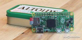 5 Dolarlık Fiyatıyla Raspberry Pi Zero Tanıtıldı