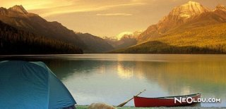 Dünya'nın En Güzel Kamp Yerleri