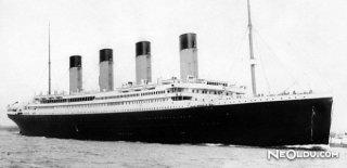 """Felaket Titanik'in """"Kaderinde Vardı"""""""