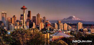 Seattle'da Gezilip Görülmesi Gereken Yerler