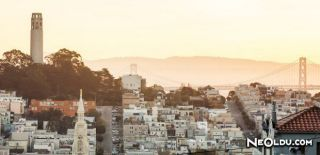 San Francisco'da Gezilip Görülmesi Gereken Yerler