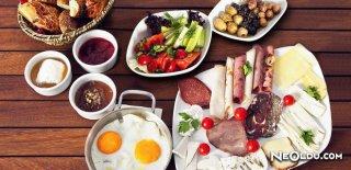 Yüksek Protein İçeren Kahvaltı Önerileri