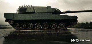 Yerli Tankımız: Altay Tankı