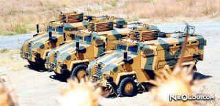 Yerli Zırhlı Aracımız: BMC Kirpi