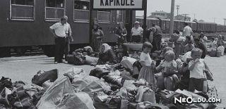 1989 Zorunlu Bulgaristan Göçü Öncesi ve Sonrası