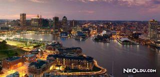 Baltimore'de Gezilip Görülmesi Gereken Yerler