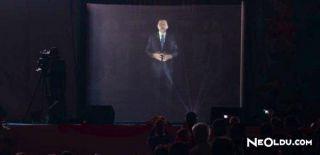 Hologram Dünyamızda