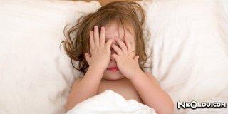 Çocuklarda Uyku Terörü