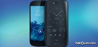 YotaPhone 2 Türkiye Piyasasında