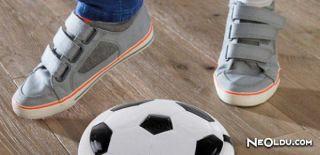 Çocuklar İçin Evde Oynanabilecek Özel Top