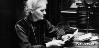 Marie Curie'nin Sırlarla Dolu Radyasyonlu Defteri