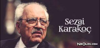En Güzel Sezai Karakoç Sözleri, Sezai Karakoç Şiirleri