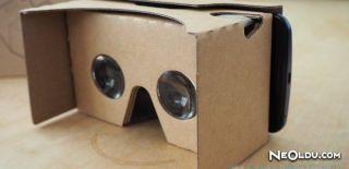 Akıllı Telefonunuzu VR Kamerasına Dönüştüren Uygulama