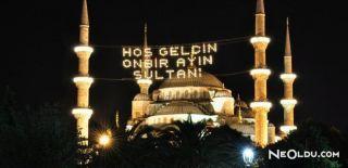 Ramazan Ayında Unutulmaması Gereken Önemli Bilgiler