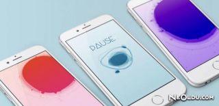 iOS'da Stresi Yok Eden Uygulama: Pause