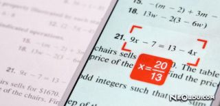 Matematik Soruları Çözebilen Uygulama: Photomath