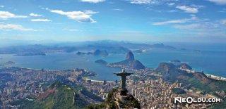 Brezilya'da Gezilip Görülmesi Gereken Yerler